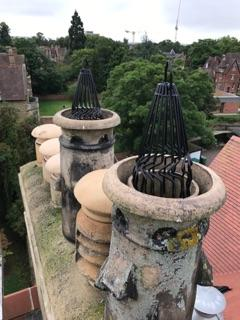 Chimney Cowl Proofing