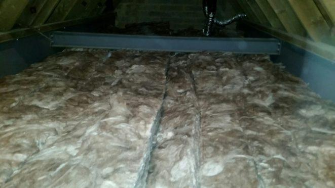 Loft Insulation Clearance - After